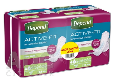 DEPEND ACTIVE-FIT Mini DUOPACK