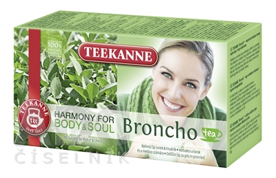 TEEKANNE HARMONY Broncho