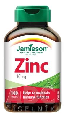 JAMIESON ZINOK 10 mg