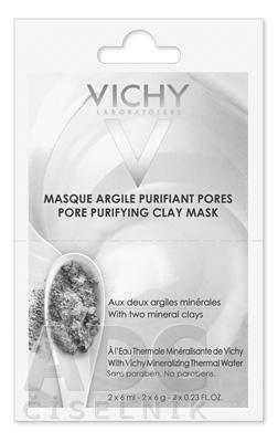 VICHY MASQUE Čistiaca ílová maska