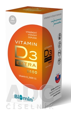 Biomin VITAMIN D3 EXTRA