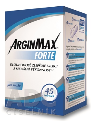 ARGINMAX FORTE pre mužov inov.13