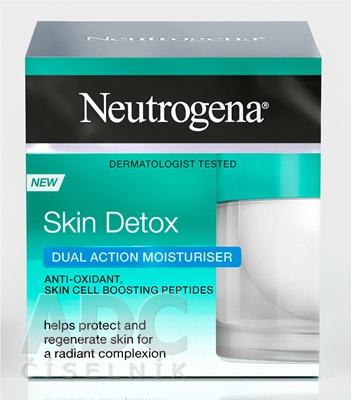 NEUTROGENA Skin Detox Hydratačný krém 2v1