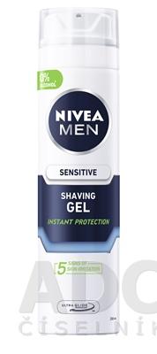 NIVEA MEN Gél na holenie SENSITIVE