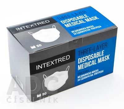 INTEXTRED rúško medicínske