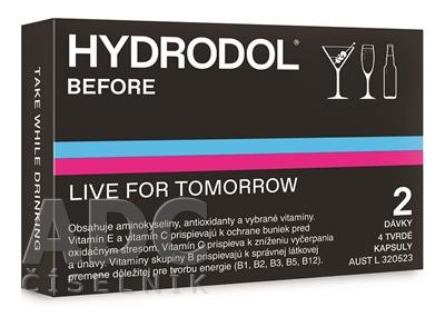 Hydrodol Before