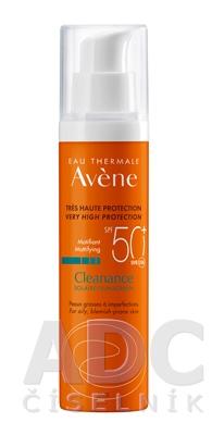 AVENE CLEANANCE SOLAIRE SPF50+ (TRÈS HAUTE PROT.)