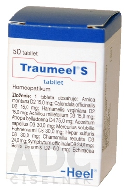 Traumeel S tablety