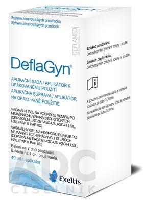 DeflaGyn aplikačná súprava