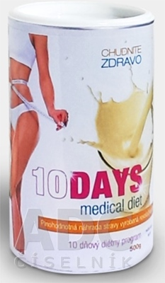 10 DAYS MEDICAL DIET