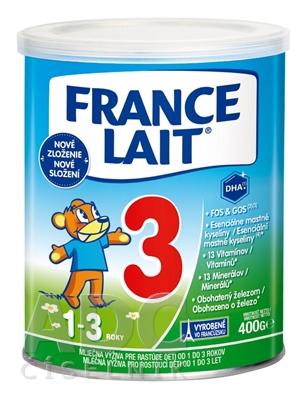 FRANCE LAIT 3