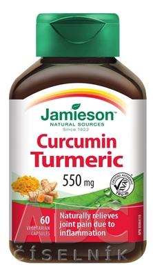 JAMIESON KURKUMÍN 550 mg