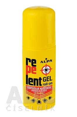 ALPA REPELENT GÉL ROLL-ON