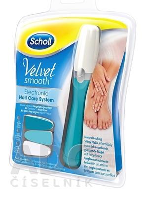 Scholl VS Elektrický pilník na nechty