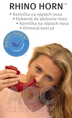 RHINO HORN Konvička na výplach nosa