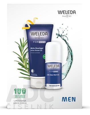 WELEDA 100Y MEN