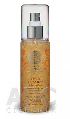 NATURA SIBERICA VIVID VITAMINS For Hair and Body