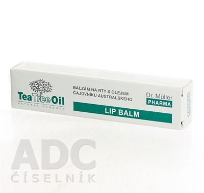 Dr. Müller Tea Tree Oil BALZAM NA PERY