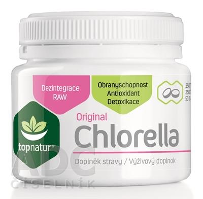 topnatur CHLORELLA Original