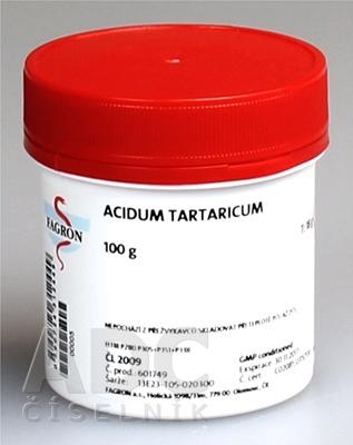 Acidum tartaricum - FAGRON