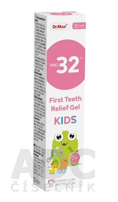 Dr.Max PRO32 First Teeth Relief Gel KIDS