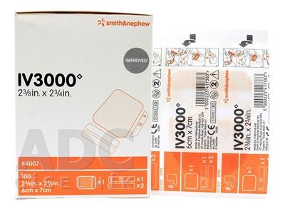 IV3000 Krytie na fixáciu katétrov 1-Hand