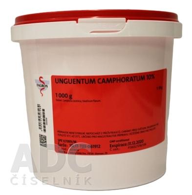 Unguentum camphoratum 10% - FAGRON