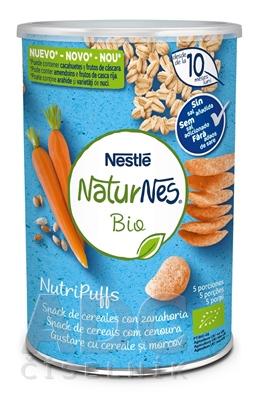 Nestlé NaturNes BIO Chrumky Mrkvové