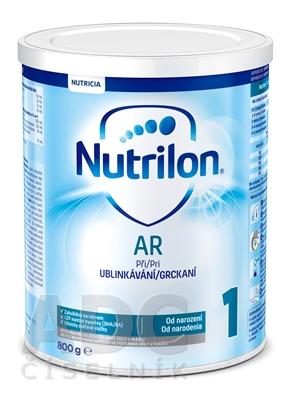 Nutrilon 1 AR