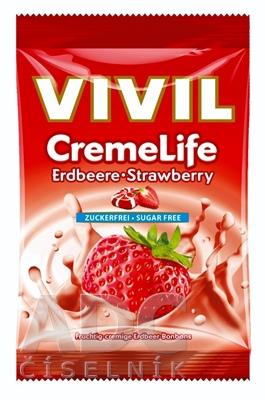VIVIL BONBONS CREME LIFE Strawberry