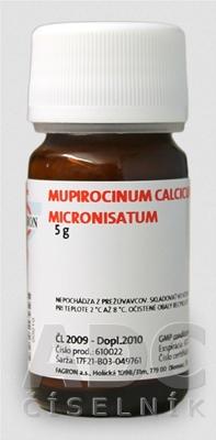 Mupirocinum calcicum dihydricum micronis - FAGRON