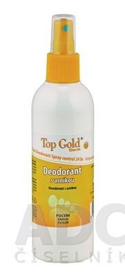 TOP GOLD Deodorant s arnikou+Tea Tree Oil