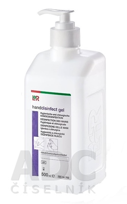 L+R handdisinfect gel