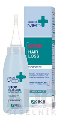 ceceMED STOP HAIR LOSS LOTION