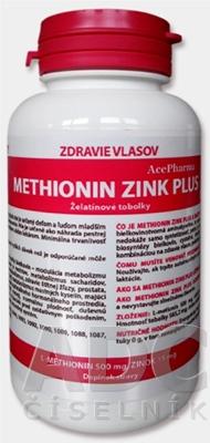 AcePharma METHIONIN ZINK PLUS