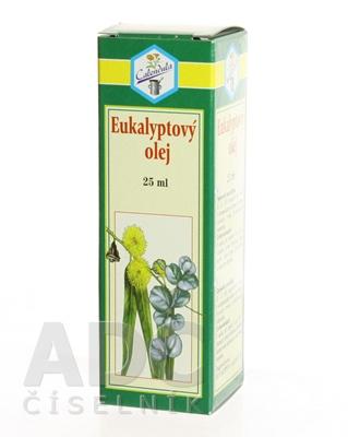 Calendula Eukalyptový olej
