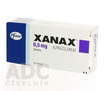 XANAX 0,5 mg
