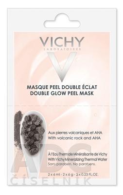 VICHY MASQUE Rozjasňujúca peelingová maska BOX