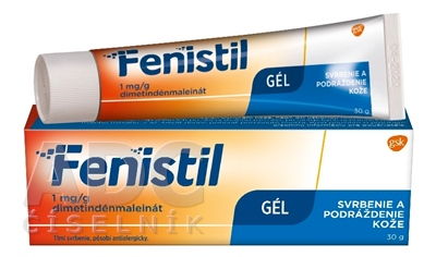 Fenistil 1 mg/g gél