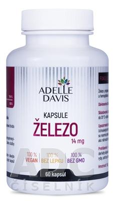 ADELLE DAVIS ŽELEZO 14 mg