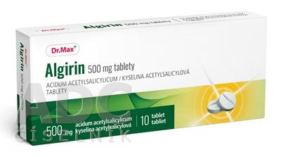 Algirin 500 mg