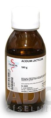 Acidum lacticum - FAGRON