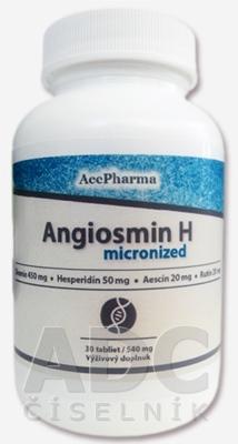 AcePharma Angiosmin H micronized