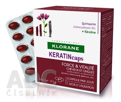 KLORANE KERATINcaps