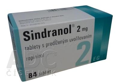 Sindranol 2 mg