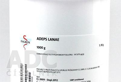 Adeps lanae - FAGRON
