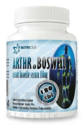 Arthr.boswell - Boswellia serrata 350 mg