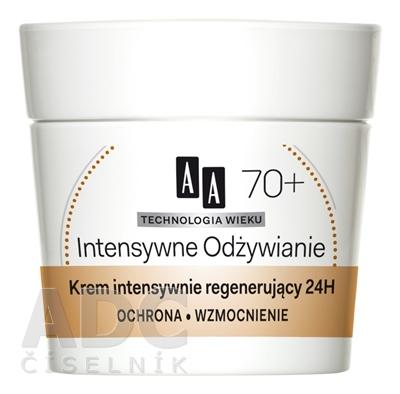 AA AT 70+ INTENZÍVNE REGENERAČNÝ 24H KRÉM