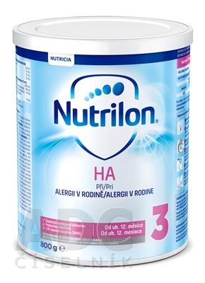 Nutrilon 3 HA