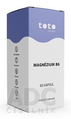TOTO MAGNÉZIUM B6